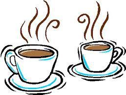 Koffiedrinken tijdens de vakantieperiode?