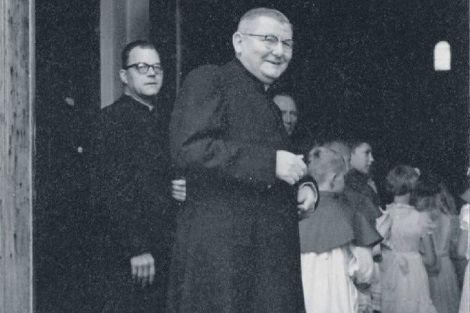 Westlandse kapelaan als verzetsheld