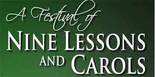 """""""The Festival of nine Lessons and Carols"""""""