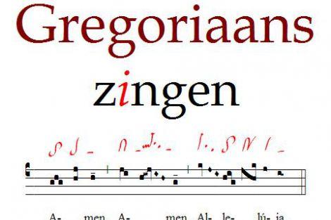 Op zoek naar beginselen van Gregoriaans zingen