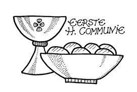 Inschrijving Eerste Heilige Communie Naaldwijk 2018