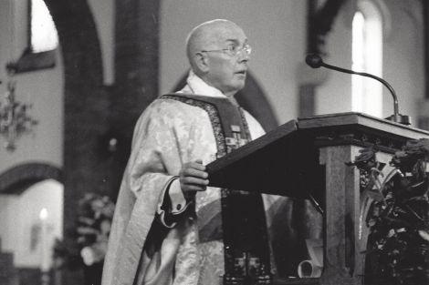 Gouden priesterfeest pastor A.A. van Well