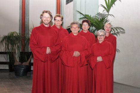 Gregoriaans bij de 4e zondag van Pasen