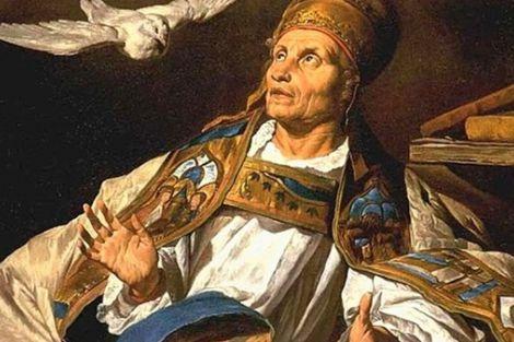 ad Festis Sancti Gregorii Magni - op de Feestdagen van de Heilige Gregorius de Grote